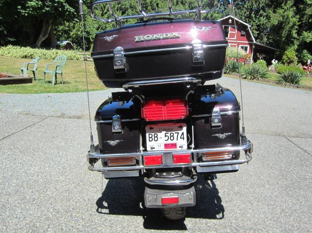 1983 Goldwing Interstate GL1100