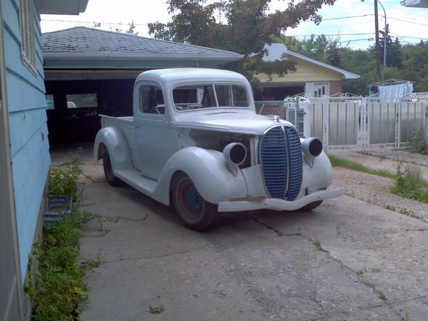 Vintage 1938 Ford Pickup