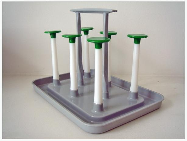 Kitchen Cup / Mug Holder / Stand / Tray - Plastic
