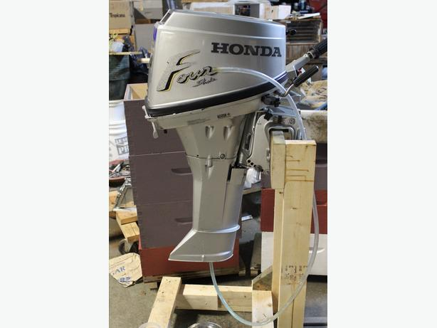 WANTED:  8 or 10 hp Honda Outboards for Parts