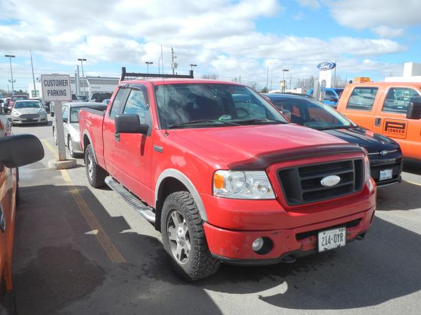 '06 Ford FX4 4x4 truck for sale