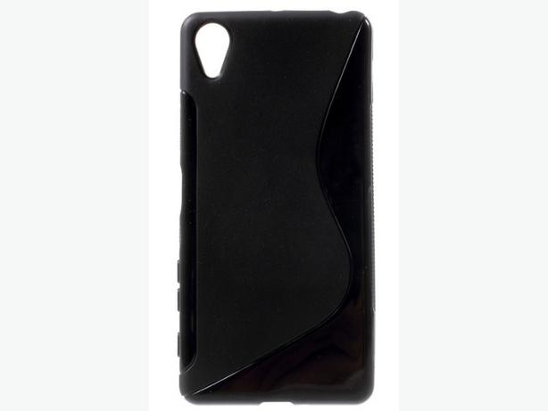 S Shape TPU Soft Case For Sony Xperia X Performance