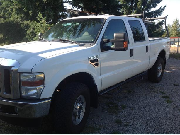 2009 F350 crew cab short box