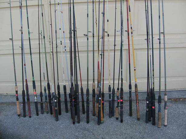 Freshwater fishing rods 122 0608 saanich victoria for Best freshwater fishing rods