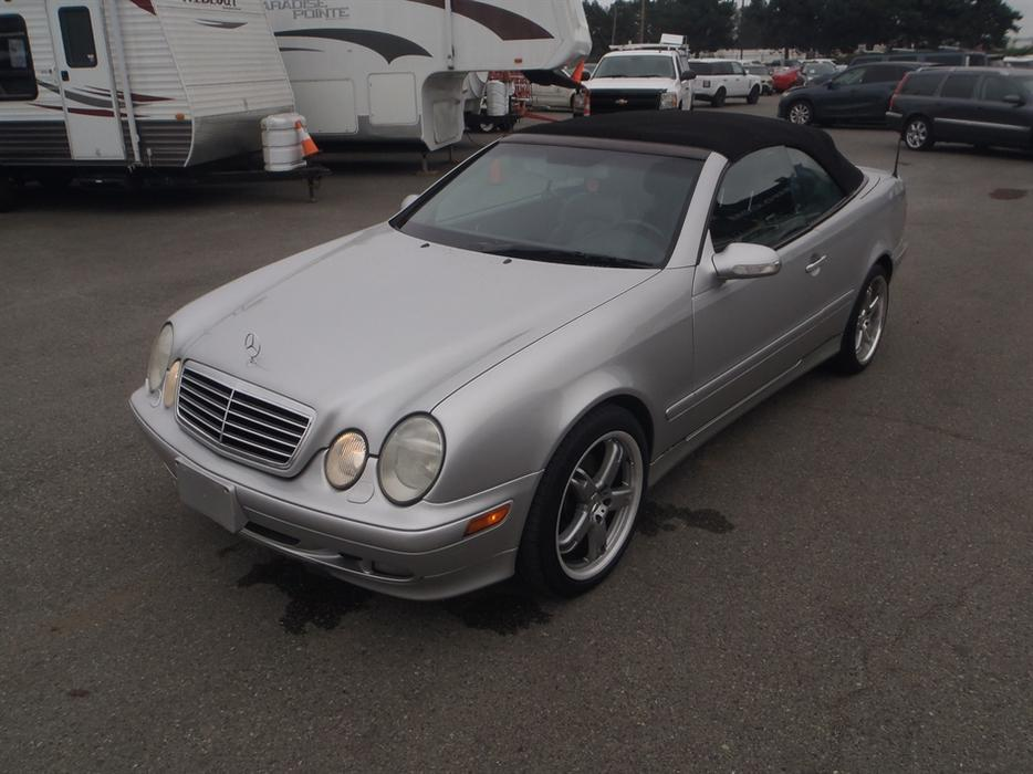 2000 mercedes benz clk class clk 320 convertible outside okanagan okanagan. Black Bedroom Furniture Sets. Home Design Ideas