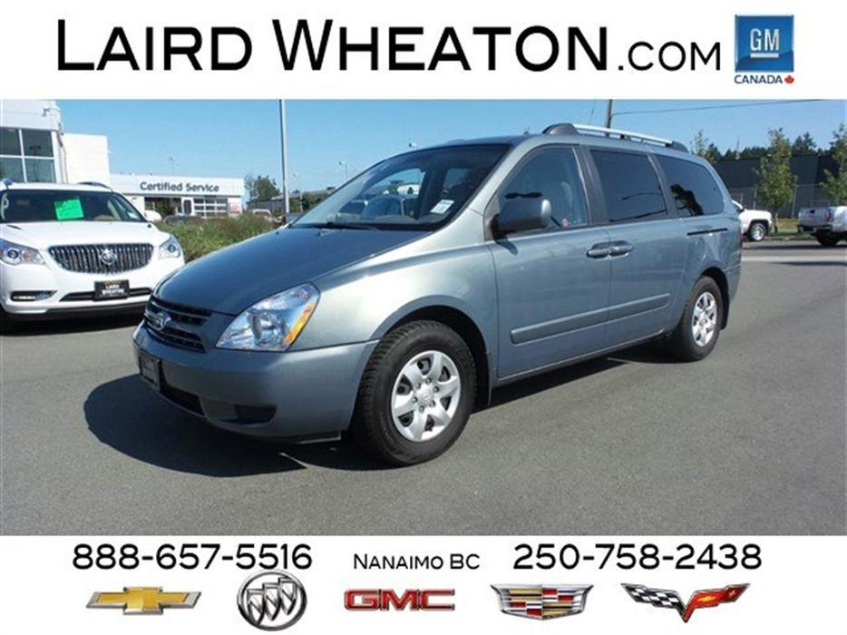 2008 Kia Sedona Lx W Front And Rear Ac Power Windows