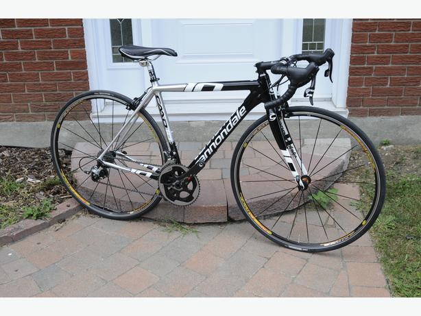 Cannondale Caad10 50cm Sram red/Rival ExcelCond $1000 6137152658