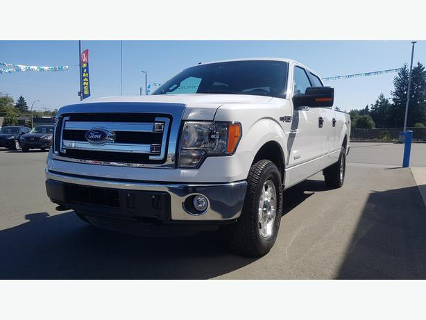 2014 Ford F-150XLT Ecoboost!