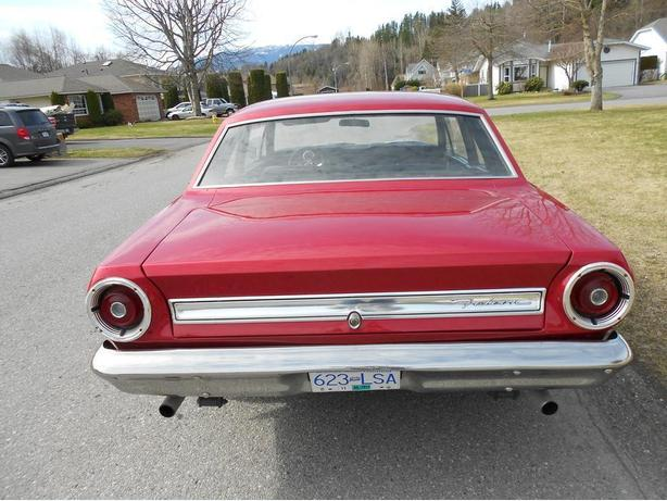 FOR SALE: FORD FALCON 1967