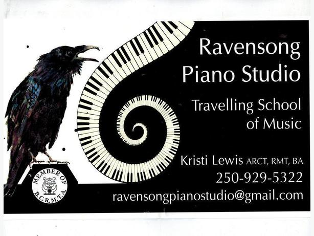 Piano Teacher Accepting Cowichan Valley Students
