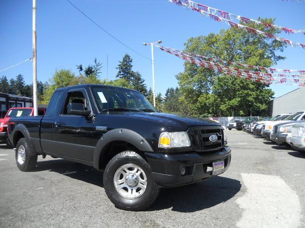 2007 Ford Ranger!