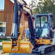 Excavator & Operator for Hire