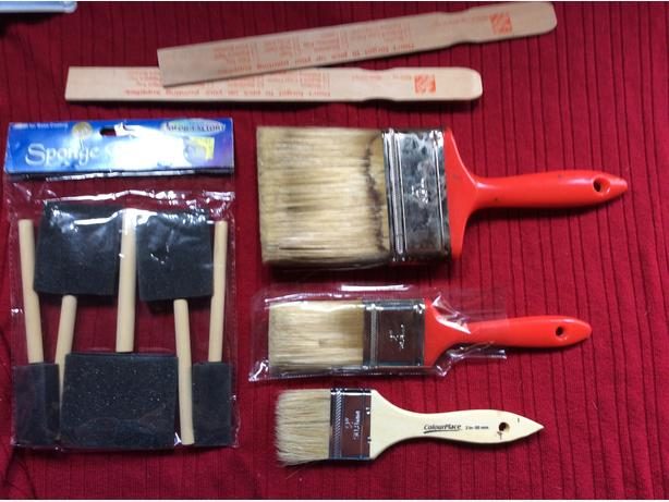 painting supplies for sale
