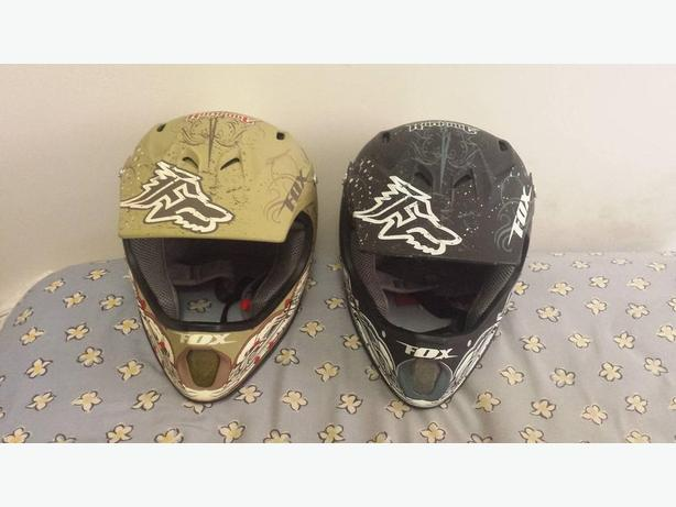 Fox Rampage Helmets - 80$ OBO