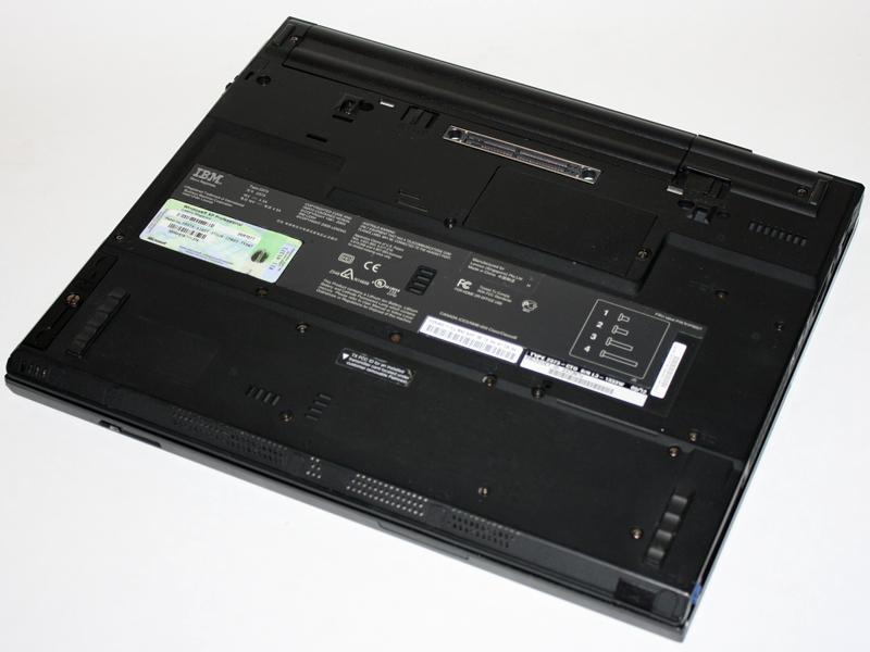 Ibm Thinkpad T42 Laptop Pentium M Dvd Cdrw 1gb Ram 60gb