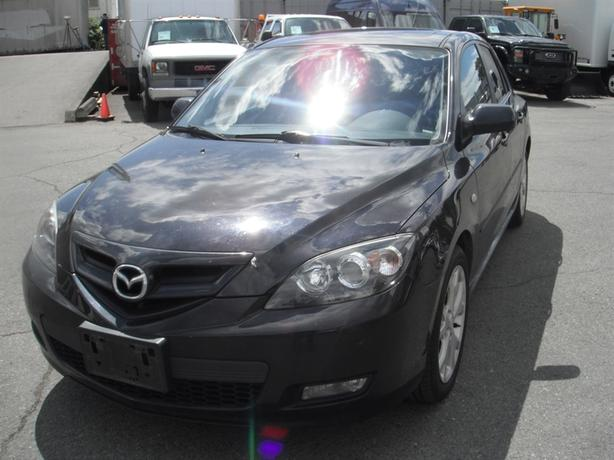 2008 mazda mazda3 grand touring 5 door manual outside comox valley campbell river. Black Bedroom Furniture Sets. Home Design Ideas