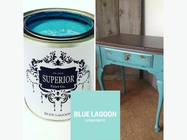 DIY Canadian Furniture and Cabinet Paint
