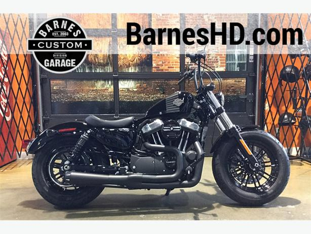 2016 Harley-Davidson® XL1200X - Sportster® Forty-Eight®