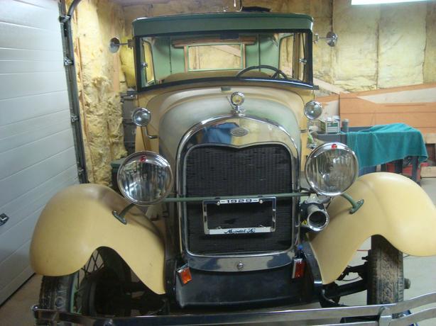 1929Ford Model A Tudor