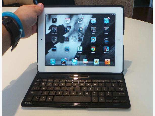 Belkin Ultimate Keyboard Case for iPad