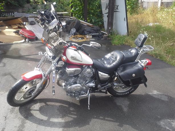 1100cc yamaha virago 1996