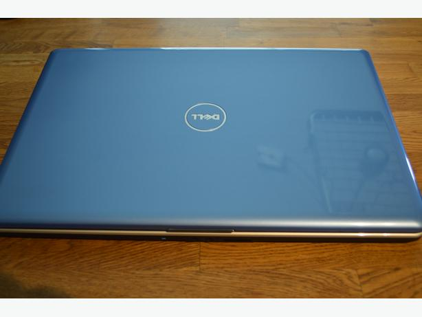 "17"" Inspiron 1750 Laptop with carrying bag and upgrades"