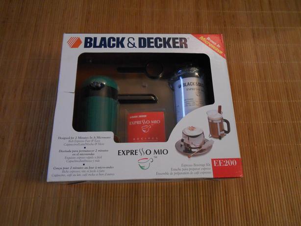 Black & Decker Espresso Mio EE200