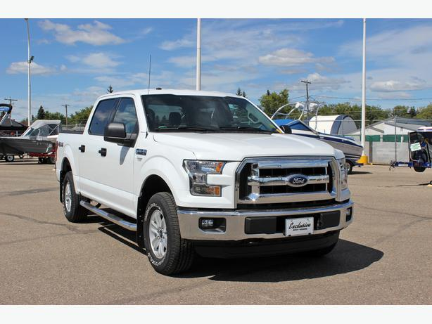 2016 Ford F-150 XLT 4X4 SuperCrew*Backup Camera*