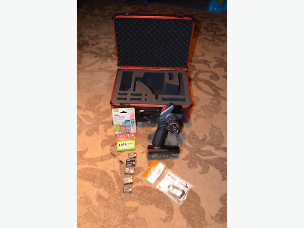 Futaba T4PK Remote Surface system
