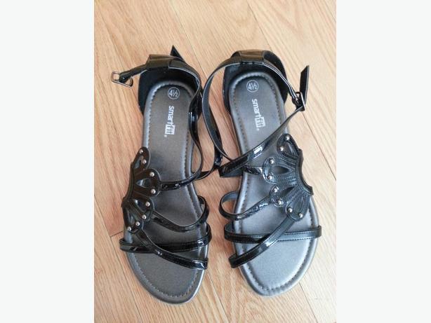 Girls Multi Strap Sandals