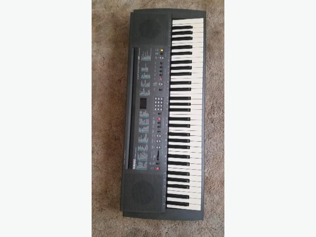 yamaha psr 200 portable key board 10 obo east regina. Black Bedroom Furniture Sets. Home Design Ideas