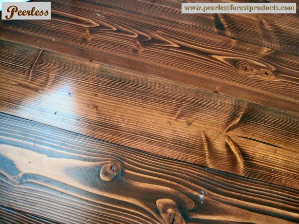 FIR WIDE PLANK AND TEXTURE FINISH  FLOORING- Nanaimo, British Columbia