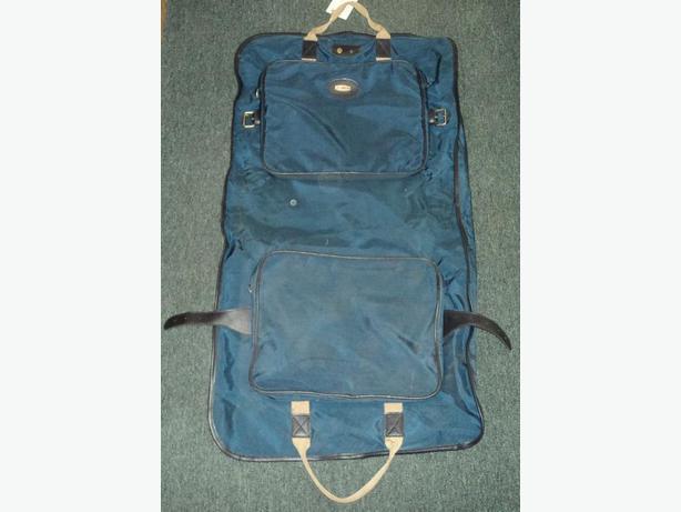 Vintage Folding Luggage Bag