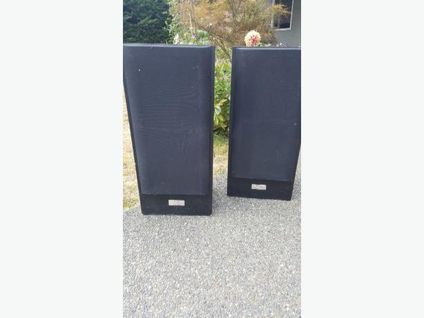 Kenwood JL-515 3way Speakers
