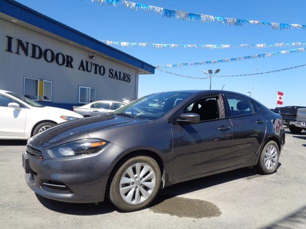 2014 Dodge Dart SXT #I5197 Indoor Auto Sales Winnipeg