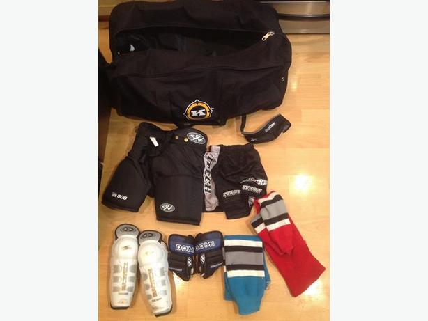 Used Kids Hockey Gear West Shore: Langford,Colwood ...