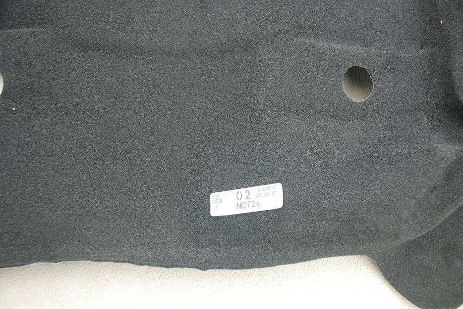 Mazda Miata Carpet Black New Oem Original Factory Part