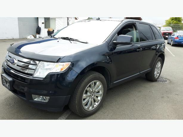 used 2010 ford edge awd sel for sale in parksville outside comox valley courtenay comox. Black Bedroom Furniture Sets. Home Design Ideas