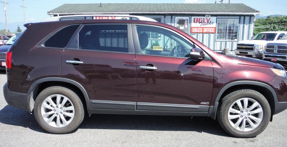 2011 Kia Sorento Ex Awd Loaded Outside Victoria Victoria
