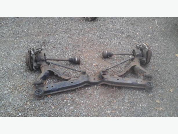 1986 rx7 rear subframe