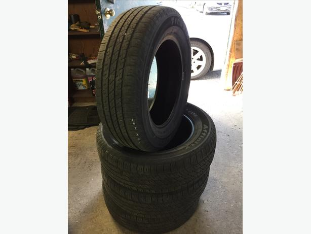 [4] - 195/65/15 - Firestone Affinity Touring S4 Tires