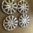 15'' Wheel Hubcaps