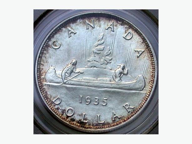 WANTED: Canadian Silver Dollars