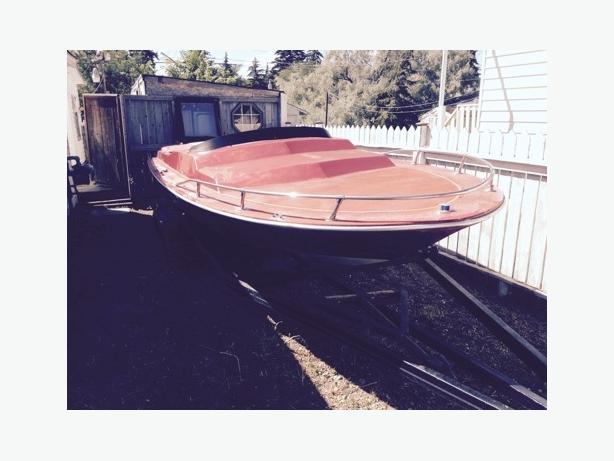 Rare 73 Tahiti Bubble Deck Shuswap Edition