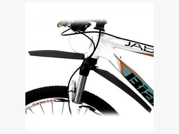 Bicycle Bike Front Fender Mudguard - Black