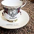 SCOTTISH CHIEFS APPROVED CUP & SAUCER