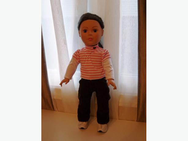 MADAME ALEXANDER DOLL TO A GOOD HOME!
