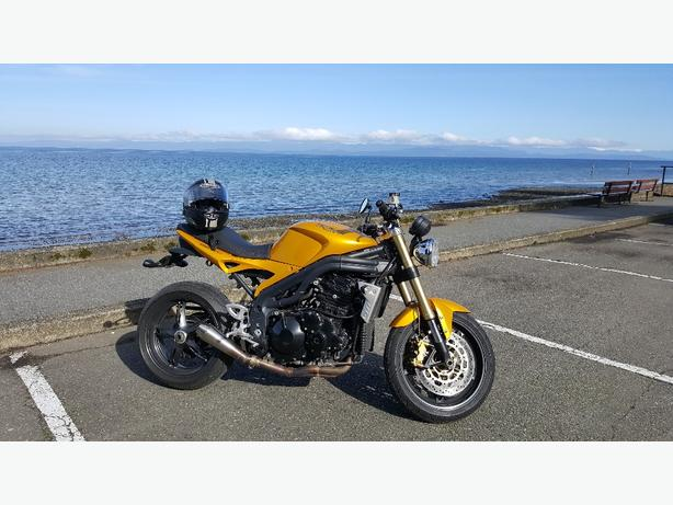 Triumph Speed Triple 2005