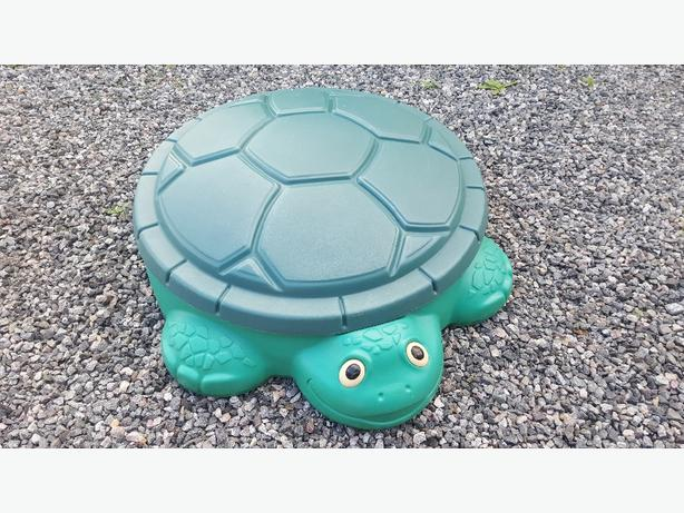 turtle sandbox bac sable tortue gatineau sector