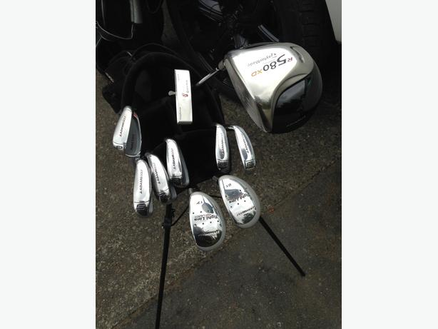 full set of right handed clubs